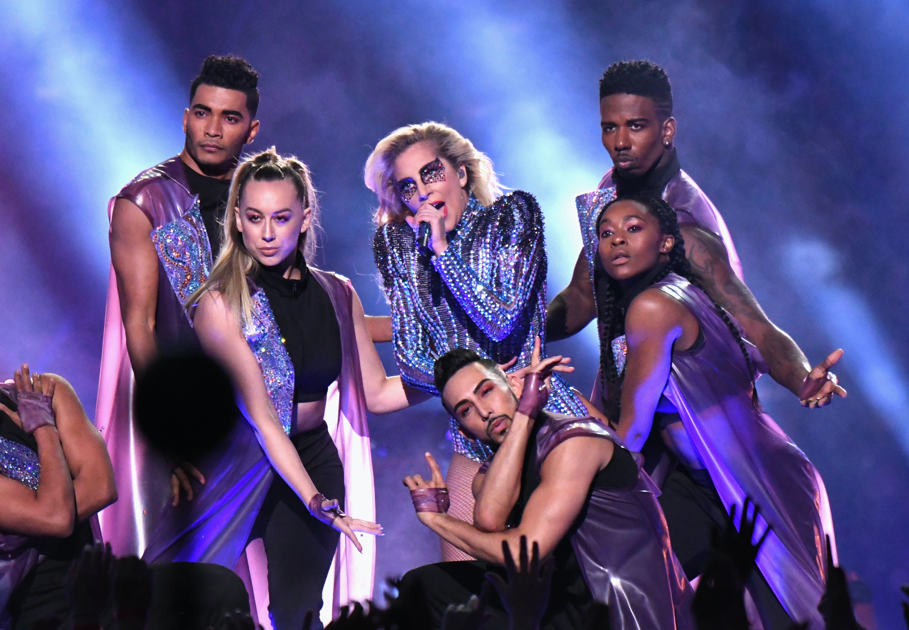 The Best Lady Gaga Dancers  Pictures