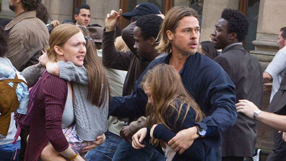 Why Did The 'World War Z 2' Release Date Get Pulled? Brad