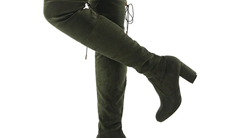 d079fac187d 11 Over The Knee Boots That Tie In The Back For The Absolute Perfect Fit