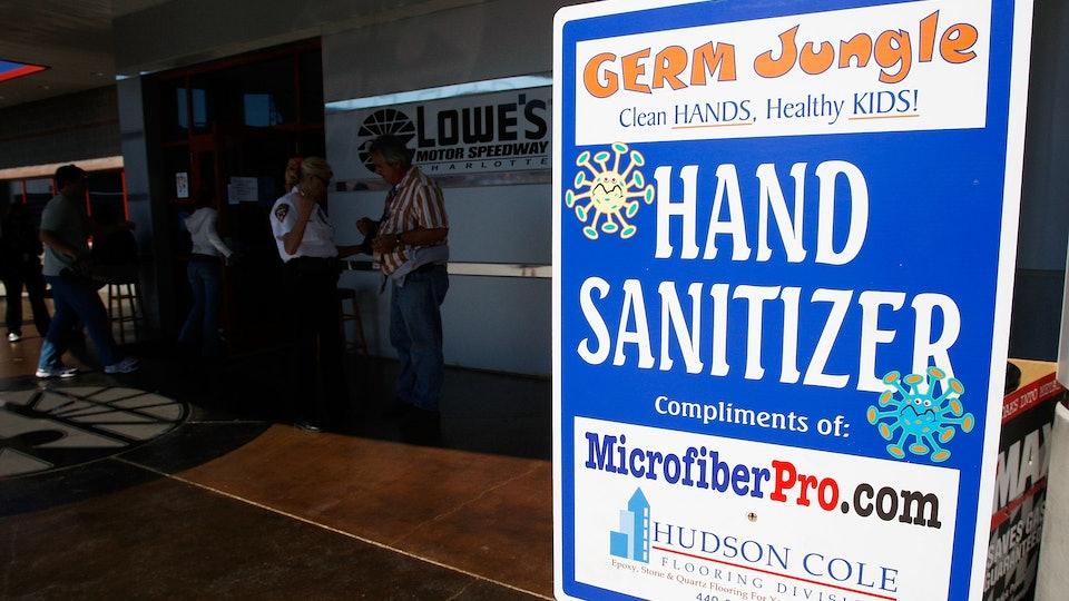 This One Hand Sanitizer Kills Norovirus, & Here's Where To Get It