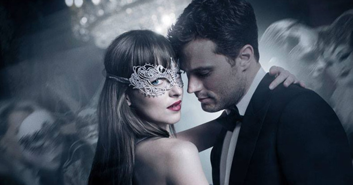 The Singer At The 'Fifty Shades Darker' Ball Could Be A Big Name Soon