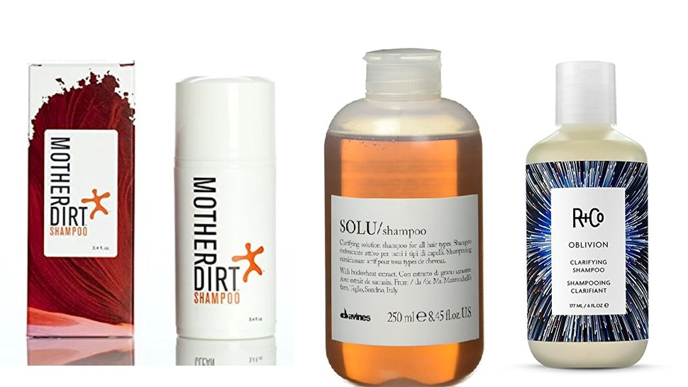 11 Clarifying Shampoos That'll Get Rid Of Scalp Buildup ASAP