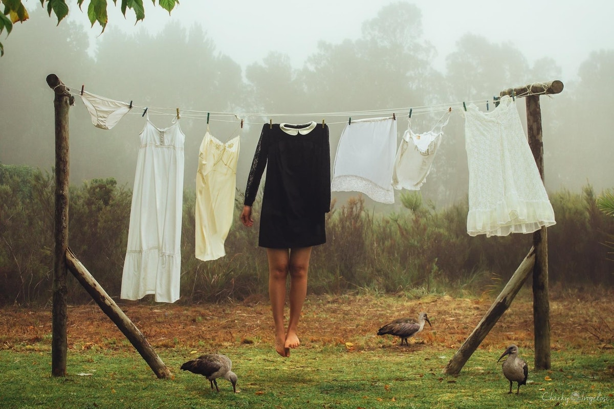 This Artist Depicted Depression Through Photography & Her Work Will Leave You Speechless