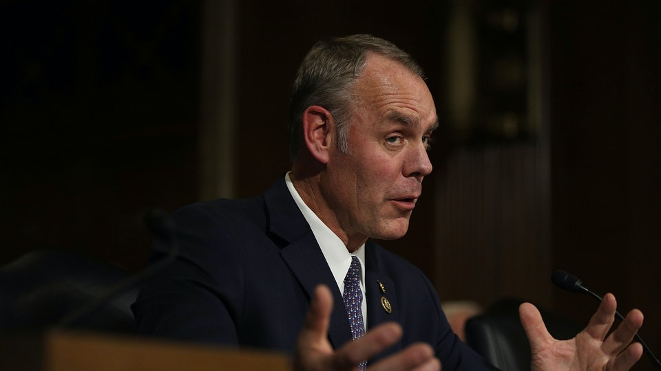 What Does Secretary Of The Interior Do It 39 S A Bigger Job Than Most Americans Realize