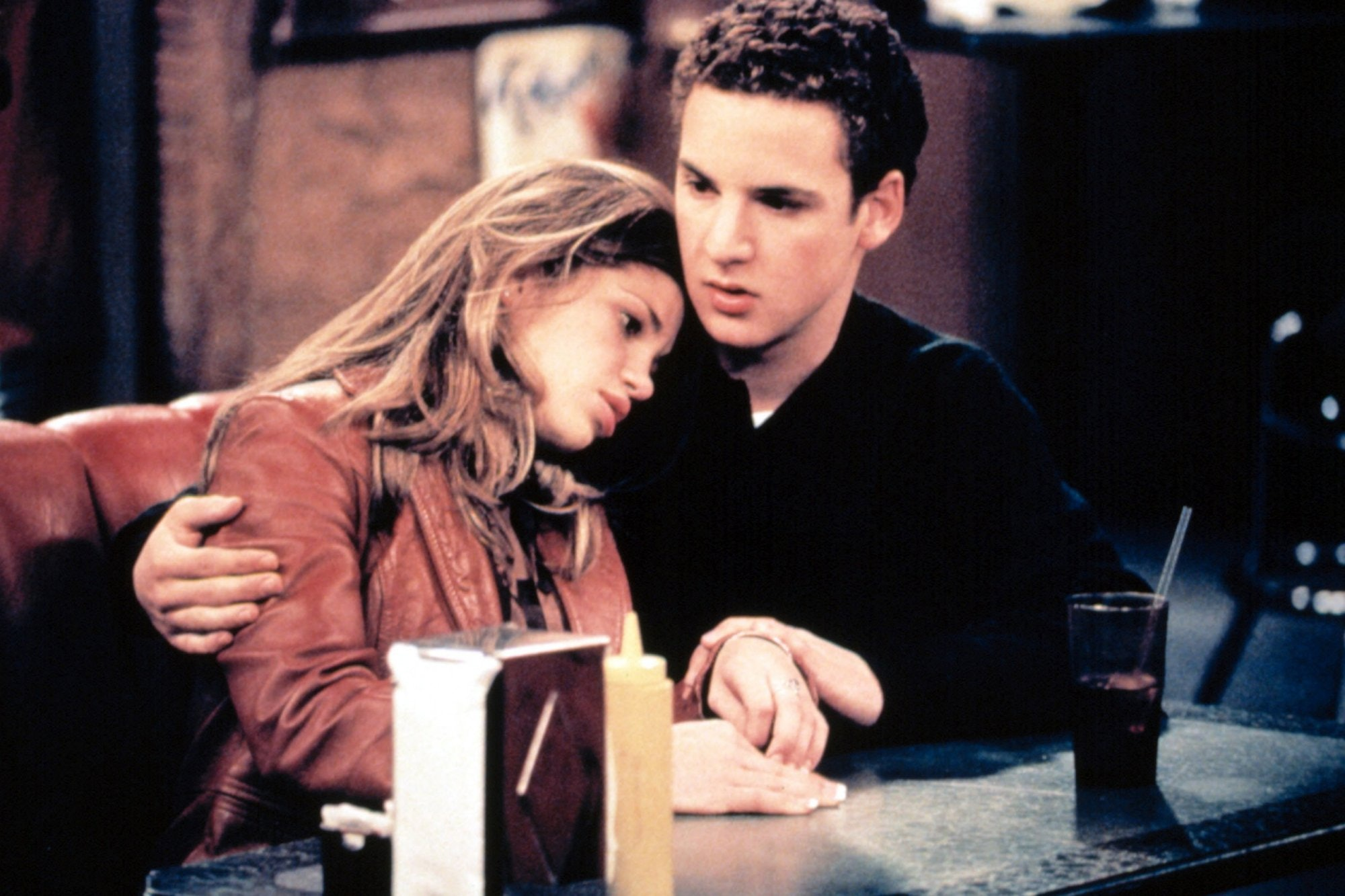 One 90s Couple Gave You Relationshipgoals Before You Even Knew