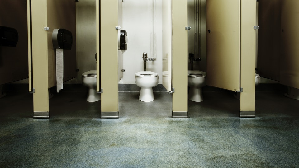 7 Tips For Pumping In A Bathroom Stall Even Though You