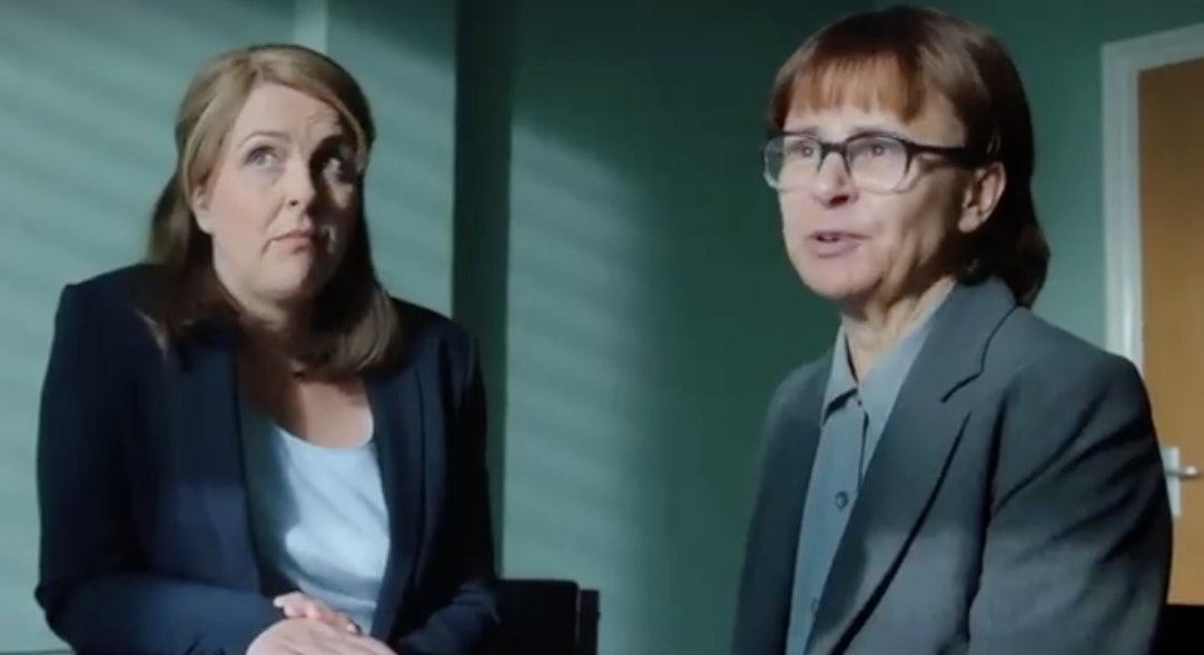 Sexual harassment video parody detektif