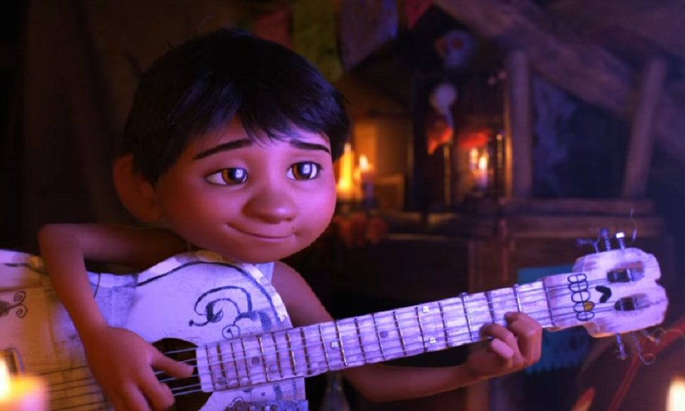 The Song In The \'Coco\' Trailer Sets The Tone For Pixar\'s Most ...