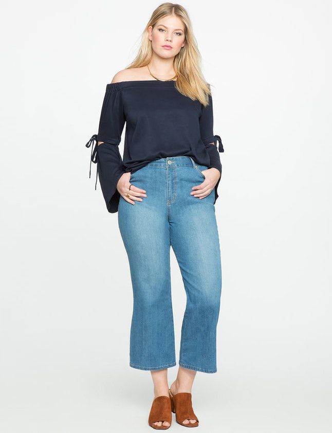 447031db6fa The 12 Best Cropped Flares For Short People