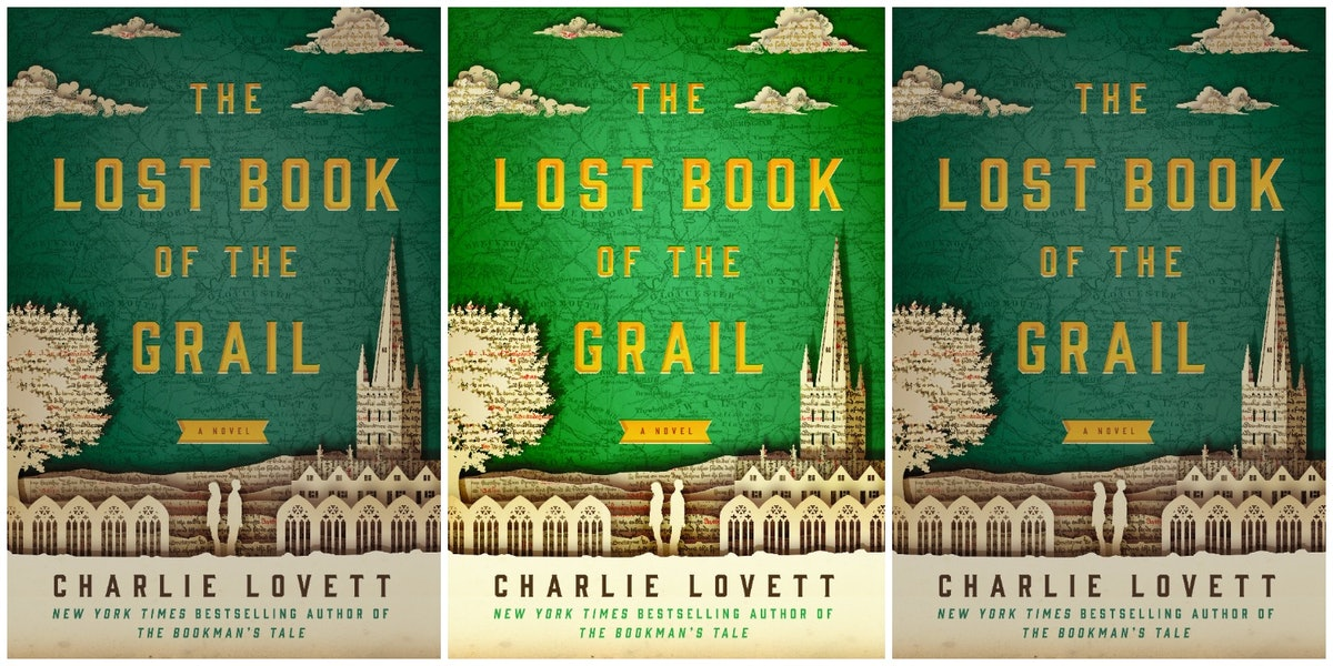 'The Lost Book Of The Grail' Is The One Book Every Bibliophile Needs To Read This Winter