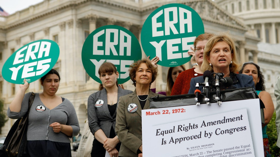 here s a list of states that have ratified the equal rights amendment