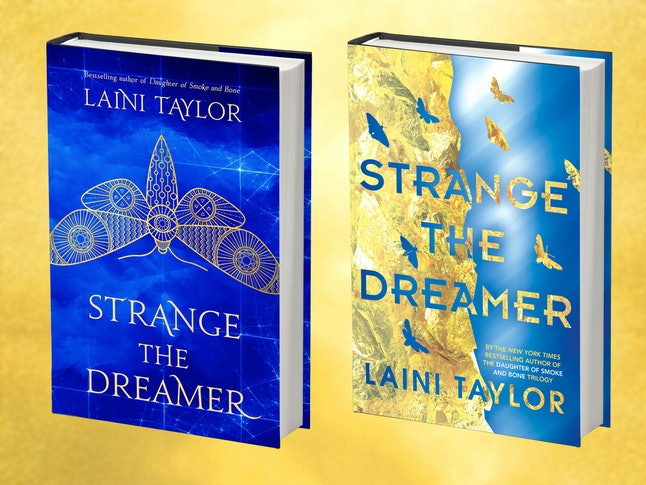 Laini Taylor On Strange The Dreamer And Pushing To The Heart Of