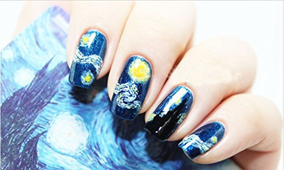 10 Coolest Nail Stickers On Amazon