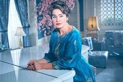Joan Crawford's life was depicted in a FX miniseries in 2017.