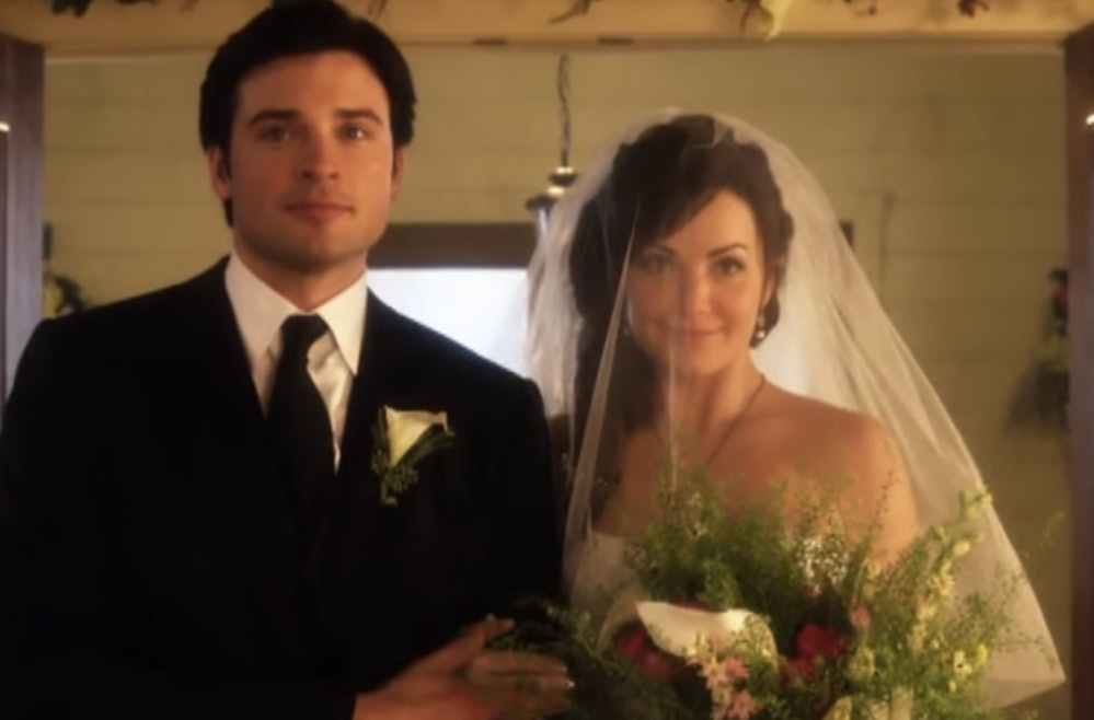 Smallville lois and clark hook up