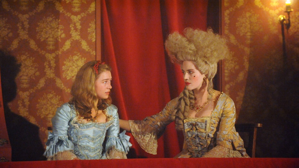 The 'Harlots' Cast Puts Familiar Faces In A Fascinating World