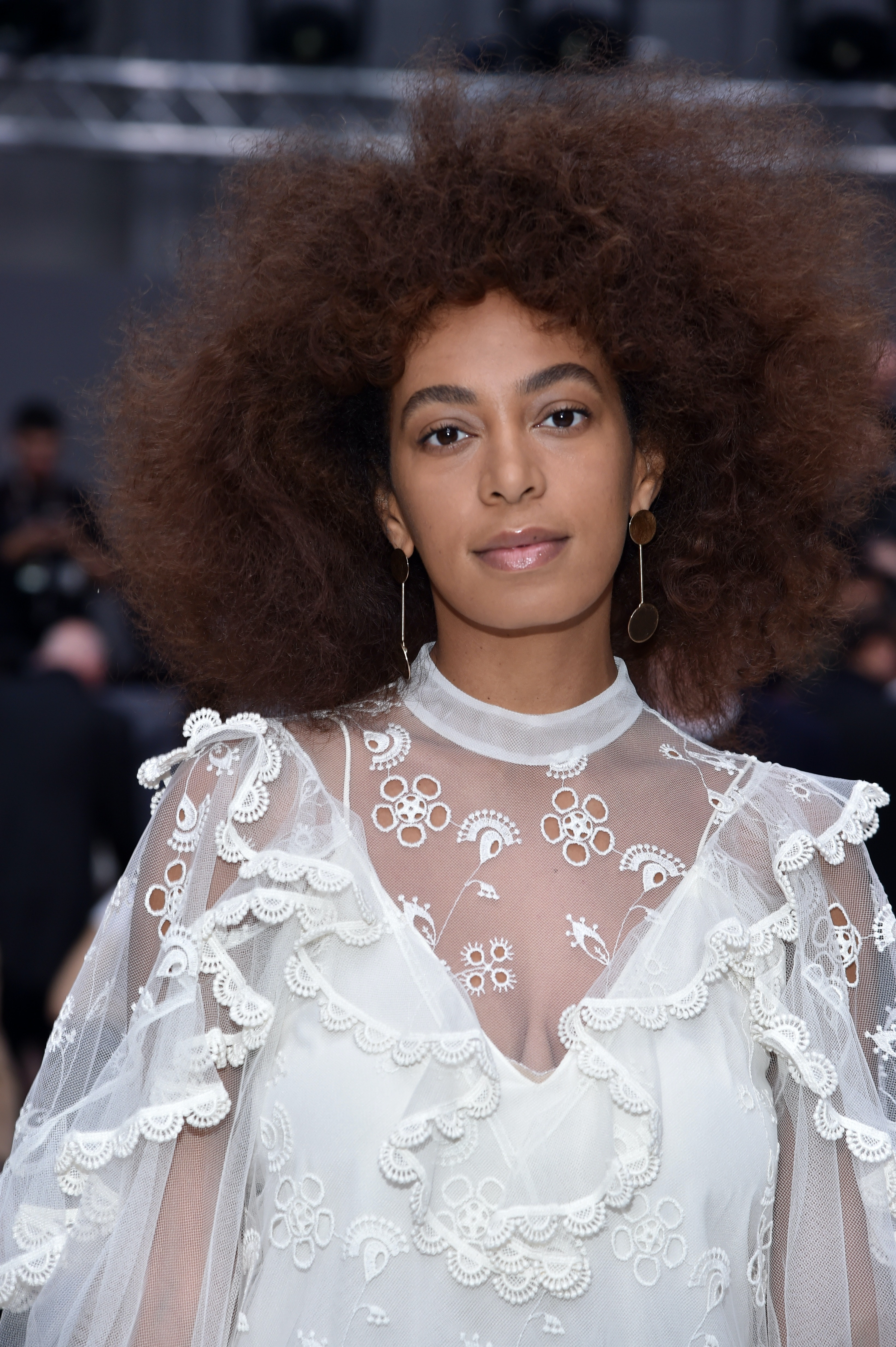 17 Celebrities With Natural Hair Who Will Quickly Become Your Mane