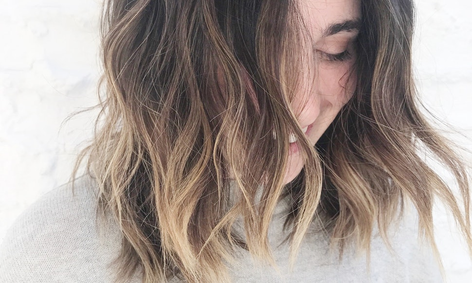What Is Balayage The Hair Color Technique Is An Art Form