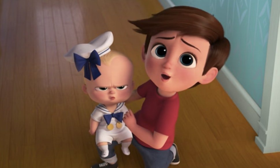 The 'Boss Baby' Voice Cast Goes Way Beyond Alec Baldwin