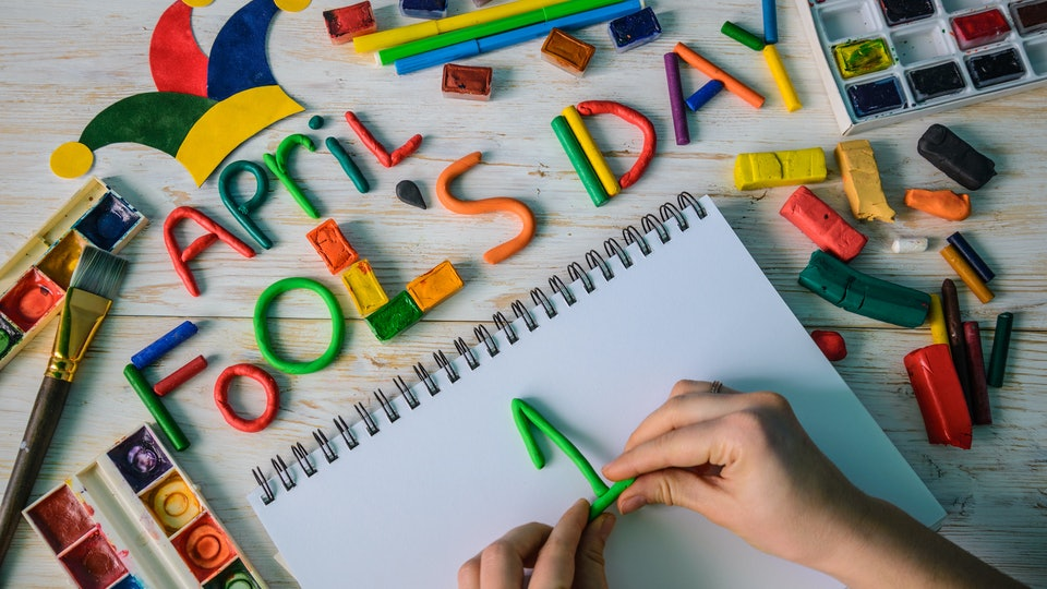 6 April Fools Day Pranks Kids Can Play On Their Parents