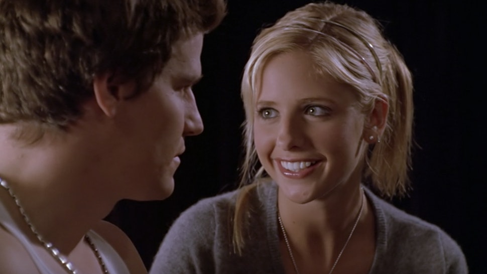 Are David Boreanaz Sarah Michelle Gellar Friends These Buffy Co