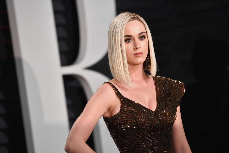 Katy Perry Cut Her Hair It Reminds Us A Lot Of Another Celeb S