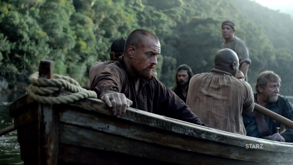 Black Sails' Won't Return For Season 5, But There Arrr Plenty Of