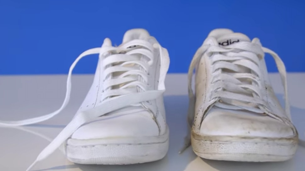57f25145e9a23 How To Keep Your Sneakers Super White Because Dirty Shoes Are The Worst