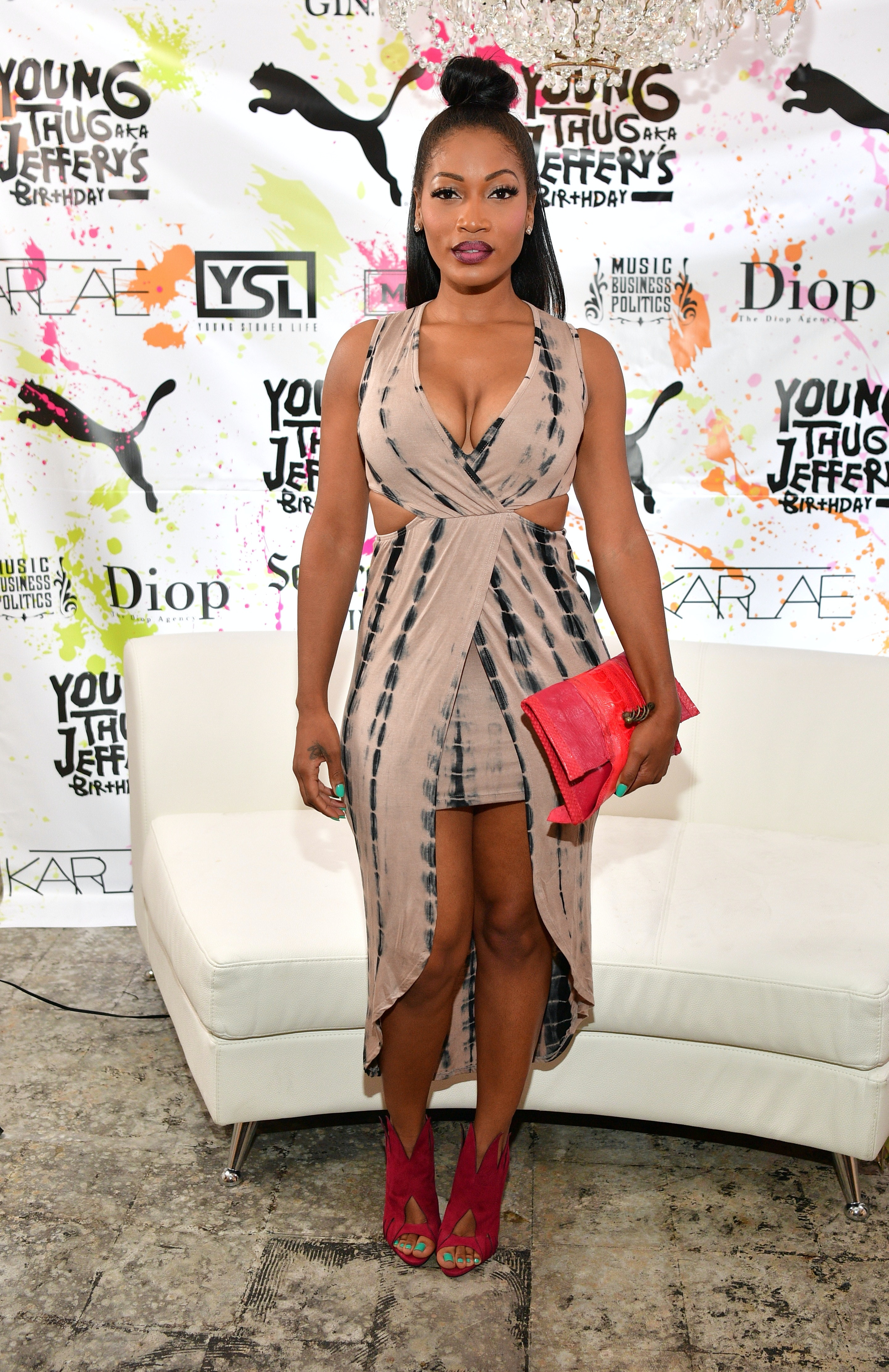 who is erica dixon dating in 2018