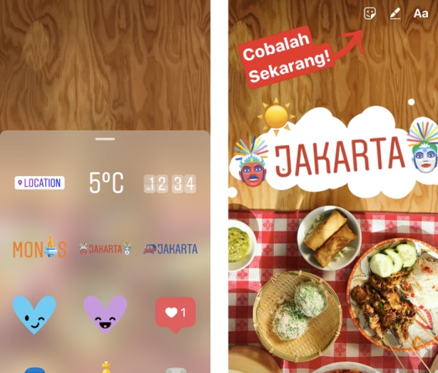 Instagram stories launches custom location based geostickers to add instagram stickers which were first introduced to the instagram stories platform this past december offer a variety of other options as well ccuart Images