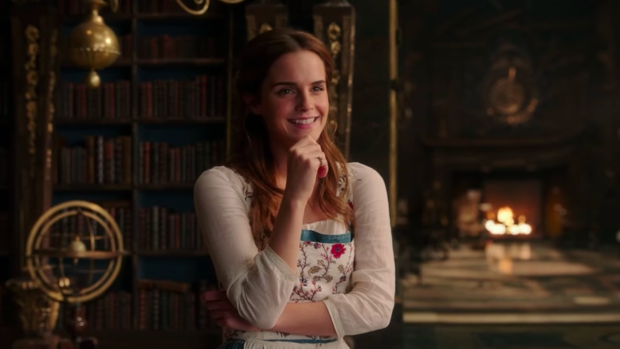 Can Emma Watson Really Sing Beauty And The Beast Proves She S Got Some Tricks Up Her Sleeve