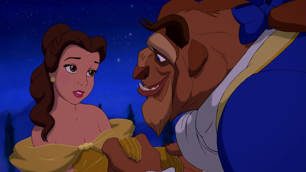 flirting quotes about beauty and the beast images cartoon hd
