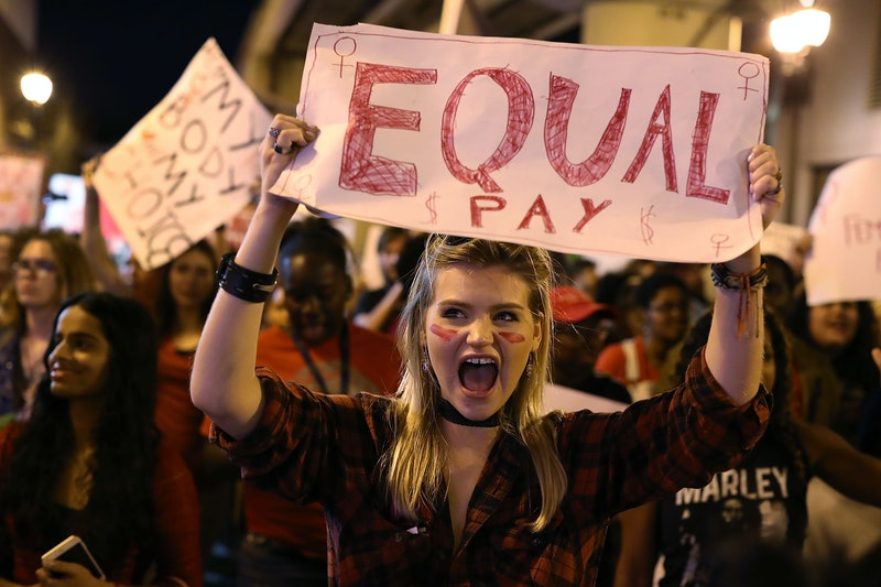 Support Equal Pay Day in groups by getting your friends involved.