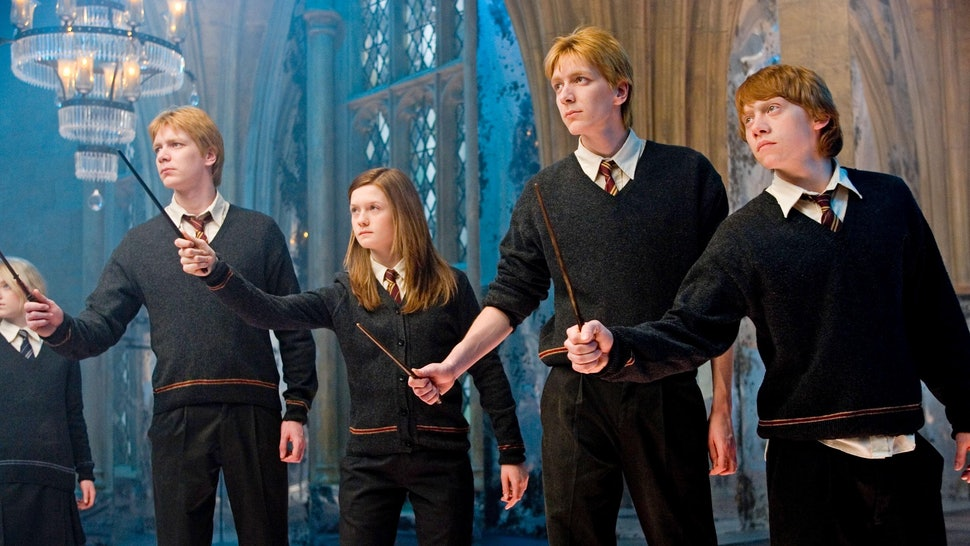 11 Times The Weasley Kids Gave Harry Potter Fans Major Siblings Goals