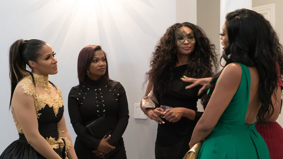 the real housewives of atlanta reunion 2017