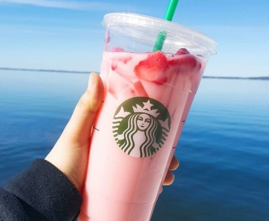 pink drink is officially on the starbucks menu praise be to the