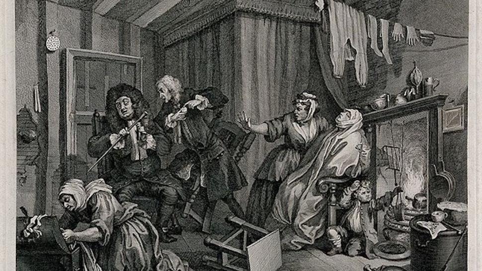 Bizarre STD Treatments From History