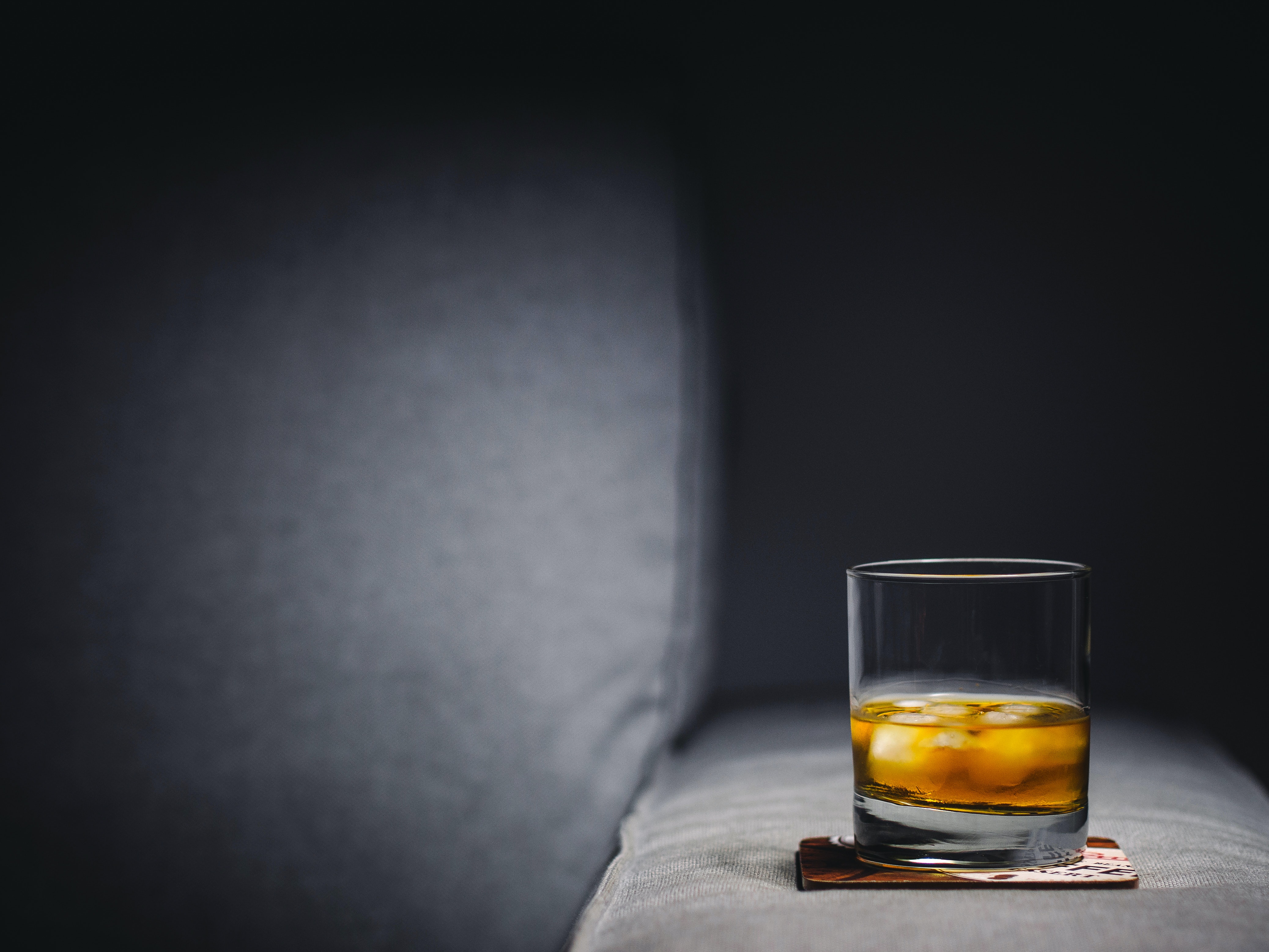 closet alcoholic definition