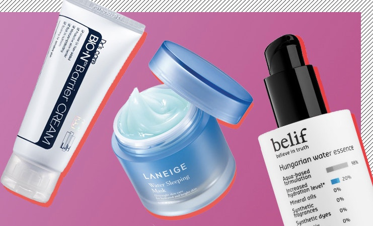 korean skin care products for dry skin