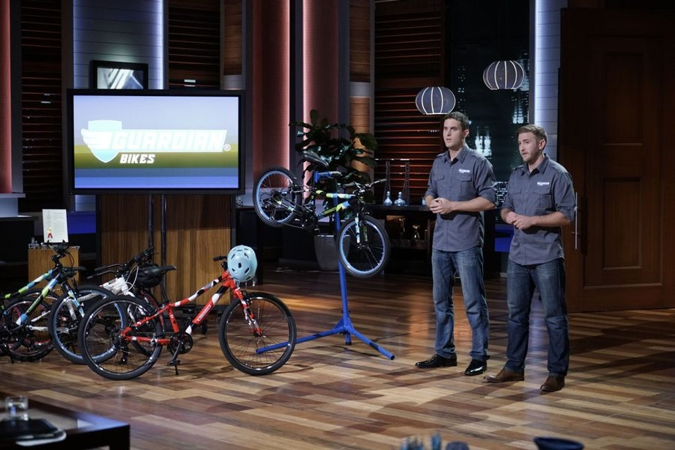 Image result for Guardian Bikes shark tank