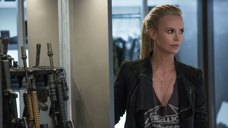 Image result for Cipher (Charlize Theron)