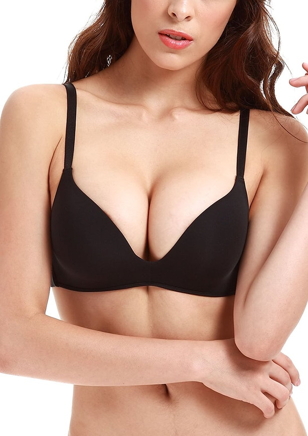 The 7 Best Bras For More Cleavage, If You Want It