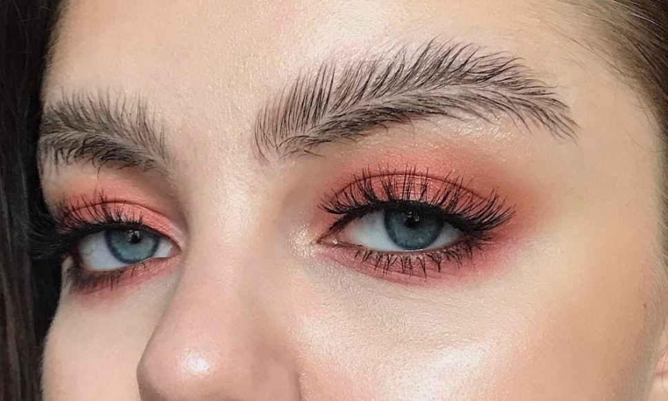 Brow Feathering Is A Thing Sort Of The Internet Is A Totally