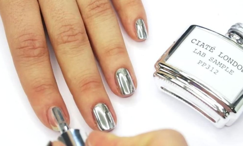 Ciate London\'s Chrome Nail Polish Is Coming & You Could Be One Of ...
