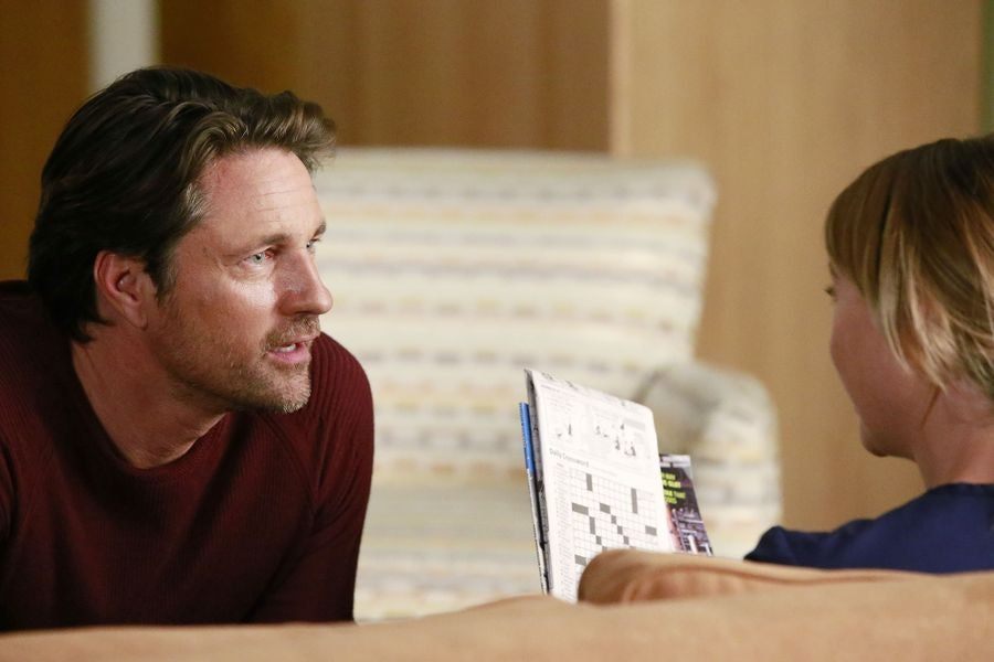 Riggs Encourages Meredith To Move Past Derek On \'Grey\'s Anatomy ...