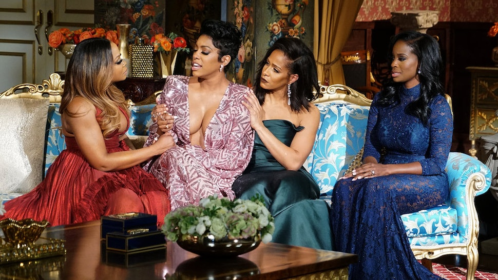 Porsha Proves She Went To Anger Management On The Real Housewives