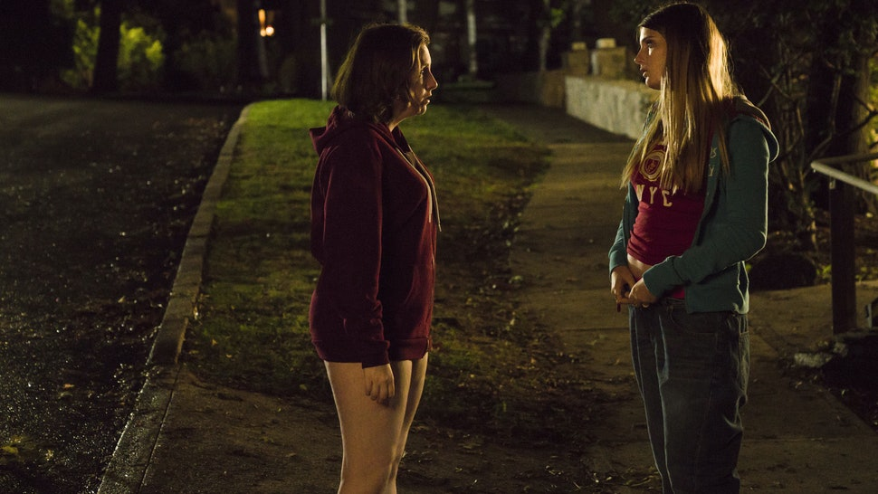 Hannah's Speech About Being A Parent In The 'Girls' Series Finale