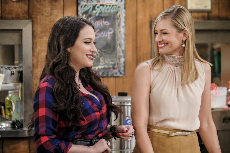 Will 2 Broke Girls Return For Season 7 Max Caroline Are Due For