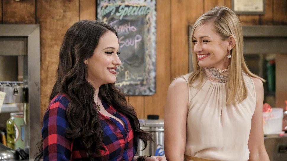 Will 2 Broke Girls Return For Season 7 Max Caroline Are