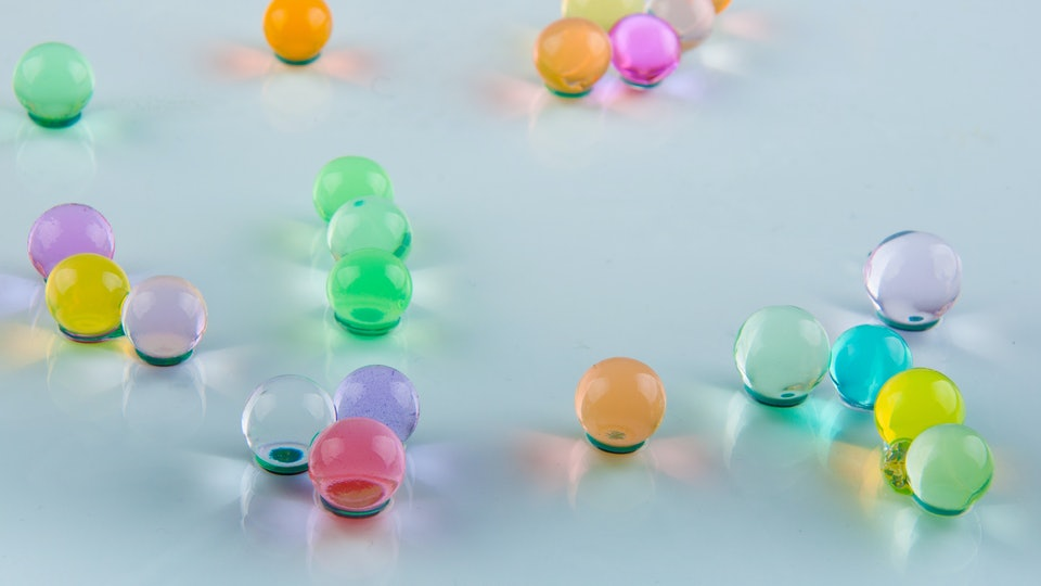 Are Water Beads Toxic? The Labels Say They're Not